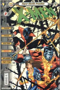 X-MEN PREMIUM n°02 - EDITORA ABRIL